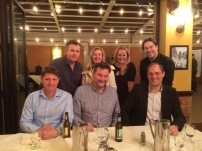 Todd Woodward, Frank Laroi, Flavie Waters, Paul Allen, Angela Woods, Simon McCarthy Jones, Renaud Jardri